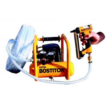 Compresseur professionnel pour agrafeuse pneumatique
