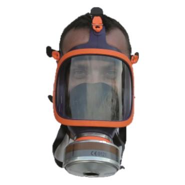 Masque silicone grande visibilité monocartouche