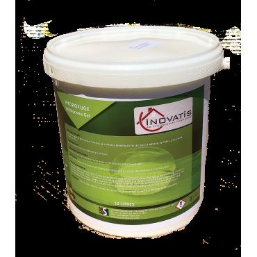 INOVprotec Gel - Hydrofuge incolore pour façade