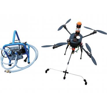 """""""ARES"""" drone TRAVAUX DU BATIMENT"""